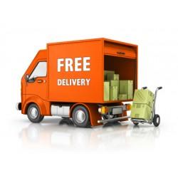 Бесплатная доставка по Украине от 500 грн.