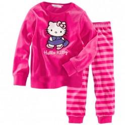 """Детская пижама для девочки из 2 предметов """"Хелло Китти. Маленькая модница - 2"""""""