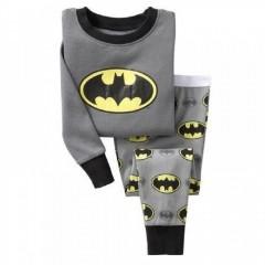 """Детская пижама для мальчика из 2 предметов """"Бэтмен. Знак Бэтмена"""""""
