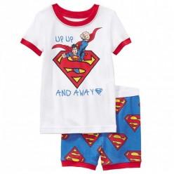 """Детская пижама для мальчика из 2 предметов """"Супермен. Высокий полет"""""""