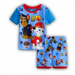 """Дитяча піжама для хлопчика з 2 предметів """"Щенячий патруль. Гонщик і Маршал"""""""