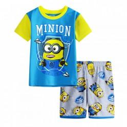 """Детская пижама для мальчика из 2 предметов """"Миньоны. Веселый парень"""""""