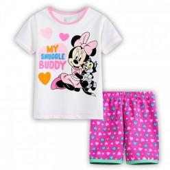 """Детская пижама для девочки из 2 предметов """"Минни Маус. Мой милый друг"""""""