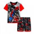 """Детская пижама для мальчика из 2 предметов """"Человек Паук. Ночной патруль"""""""