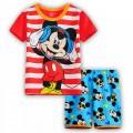 """Детская пижама для мальчика из 2 предметов """"Микки Маус. Модный диджей"""""""