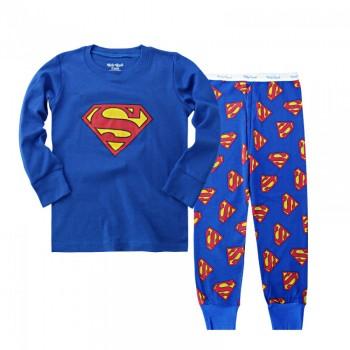 """Детская пижама для мальчика из 2 предметов """"Супермен. Знак Супермена"""""""