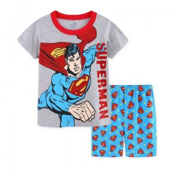 """Детская пижама для мальчика из 2 предметов """"Супермен. Спасатель"""""""