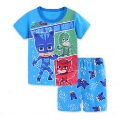 """Детская пижама для мальчика из 2 предметов """"Герои в масках. Время героев"""""""