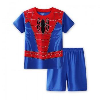 """Детская пижама для мальчика из 2 предметов """"Человек Паук. Знак паука"""""""