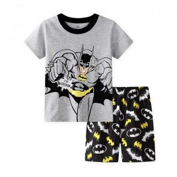 """Детская пижама для мальчика из 2 предметов """"Бэтмен. Я Бэтмен - 2"""""""