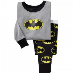 """Детская пижама для мальчика из 2 предметов """"Бэтмен. Знак Бэтмена - 2"""""""