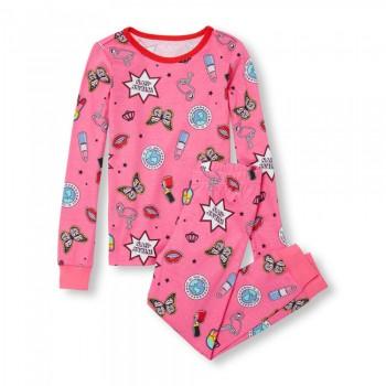 """Детская пижама для девочки из 2 предметов """"Женские штучки"""""""
