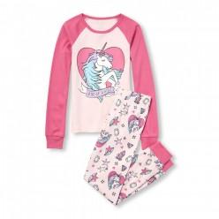 """Детская пижама для девочки из 2 предметов """"Единственная в своем роде"""""""