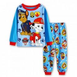 """Дитяча піжама для хлопчика з 2 предметів """"Щенячий патруль. Гонщик і Маршал - 2"""""""