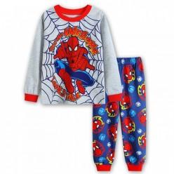 """Детская пижама для мальчика из 2 предметов """"Человек Паук. Красивый герой - 2"""""""