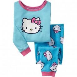 """Детская пижама для девочки из 2 предметов """"Хелло Китти. Милашка"""""""