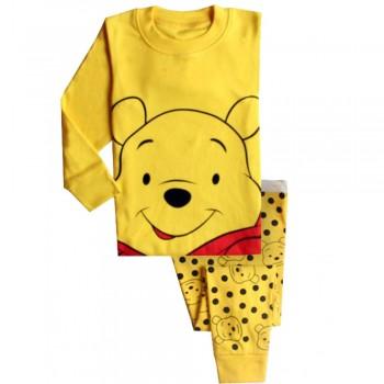 """Детская пижама для детей из 2 предметов """"Винни Пух. Привет"""""""