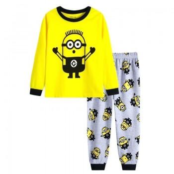 """Детская пижама для детей из 2 предметов """"Миньоны. Фантазер"""""""