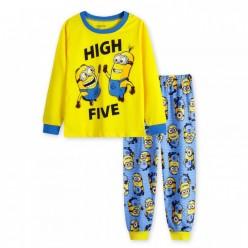 """Детская пижама для детей из 2 предметов """"Миньоны. Веселые парни - 2"""""""
