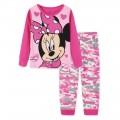 """Детская пижама для девочки из 2 предметов """"Минни Маус. Крутая девчонка - 2"""""""