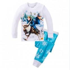 """Детская пижама для девочки из 2 предметов """"Холодное сердце. Сказочный принц"""""""
