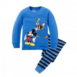 """Детская пижама для мальчика из 2 предметов """"Микки Маус. Микки и Гуфи"""""""