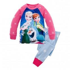 """Детская пижама для девочки из 2 предметов """"Холодное сердце. Лучшие подруги"""""""
