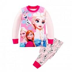 """Детская пижама для девочки из 2 предметов """"Холодное сердце. Лиза и Анна"""""""