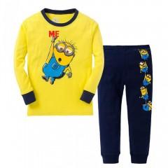 """Детская пижама для мальчика из 2 предметов """"Гадкий Я. Озорные миньоны"""""""