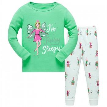 """Детская пижама для девочки из 2 предметов """"Сонная фея"""""""