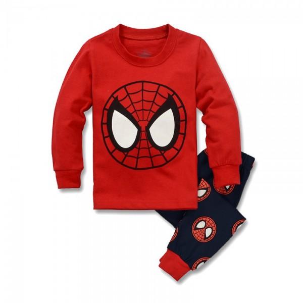 """Детская пижама для мальчика из 2 предметов """"Человек Паук. Маска"""""""