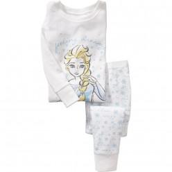 """Детская пижама для девочки из 2 предметов """"Холодное сердце. Снова вместе"""""""