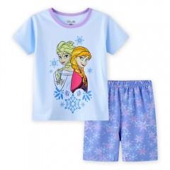 """Детская пижама для девочки из 2 предметов """"Холодное сердце. Лучшие сестры"""""""