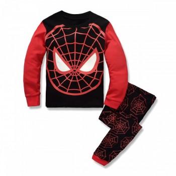 """Детская пижама для мальчика из 2 предметов """"Человек паук. Враг в отражении"""""""