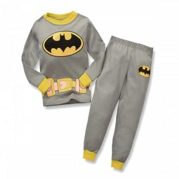 """Детская пижама для мальчика из 2 предметов """"Бэтмен. Боевой костюм"""""""