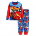 """Детская пижама для мальчика из 2 предметов """"Тачки. Супер трек"""""""