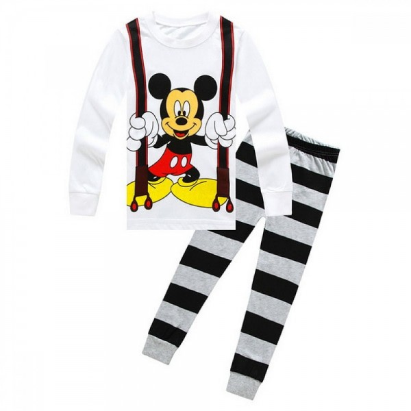 """Детская пижама для мальчика из 2 предметов """"Микки Маус. Модный парень - 2"""""""
