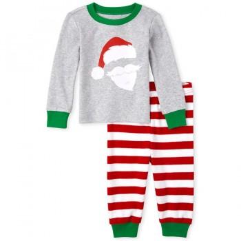 """Детская пижама для детей из 2 предметов """"Знак Санты"""""""