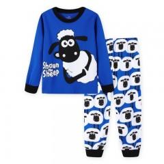 """Детская пижама для мальчика из 2 предметов """"Барашек Шон. Озорник"""""""