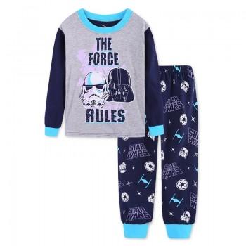 """Детская пижама для мальчика из 2 предметов """"Звездные войны. Сила темной стороны"""""""