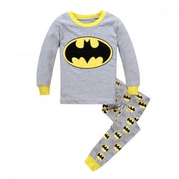 """Детская пижама для мальчика из 2 предметов """"Бэтмен. Супер герой"""""""