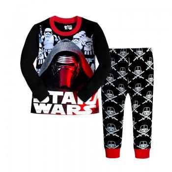 """Детская пижама для мальчика из 2 предметов """"Звездные войны. Космические пираты"""""""