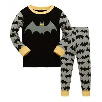 """Детская пижама для мальчика из 2 предметов """"Бэтмен. Летучая мышь"""""""