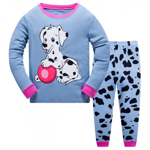 """Детская пижама для детей из 2 предметов """"Задорный далматинец"""""""