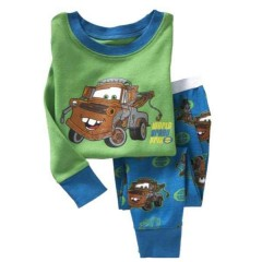 """Детская пижама для мальчика из 2 предметов """"Тачки. Мэтр"""""""