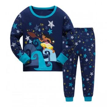 """Детская пижама для детей из 2 предметов """"Моана. Звездный путь"""""""