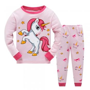 """Детская пижама для девочки из 2 предметов """"Маленькая звездочка"""""""