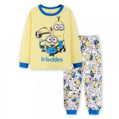 """Детская пижама для детей из 2 предметов """"Миньоны. Банда"""""""