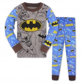 """Детская пижама для мальчика из 2 предметов """"Бэтмен. Сила героя"""""""