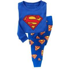 """Детская пижама для мальчика из 2 предметов """"Супермен. Супер герой"""""""